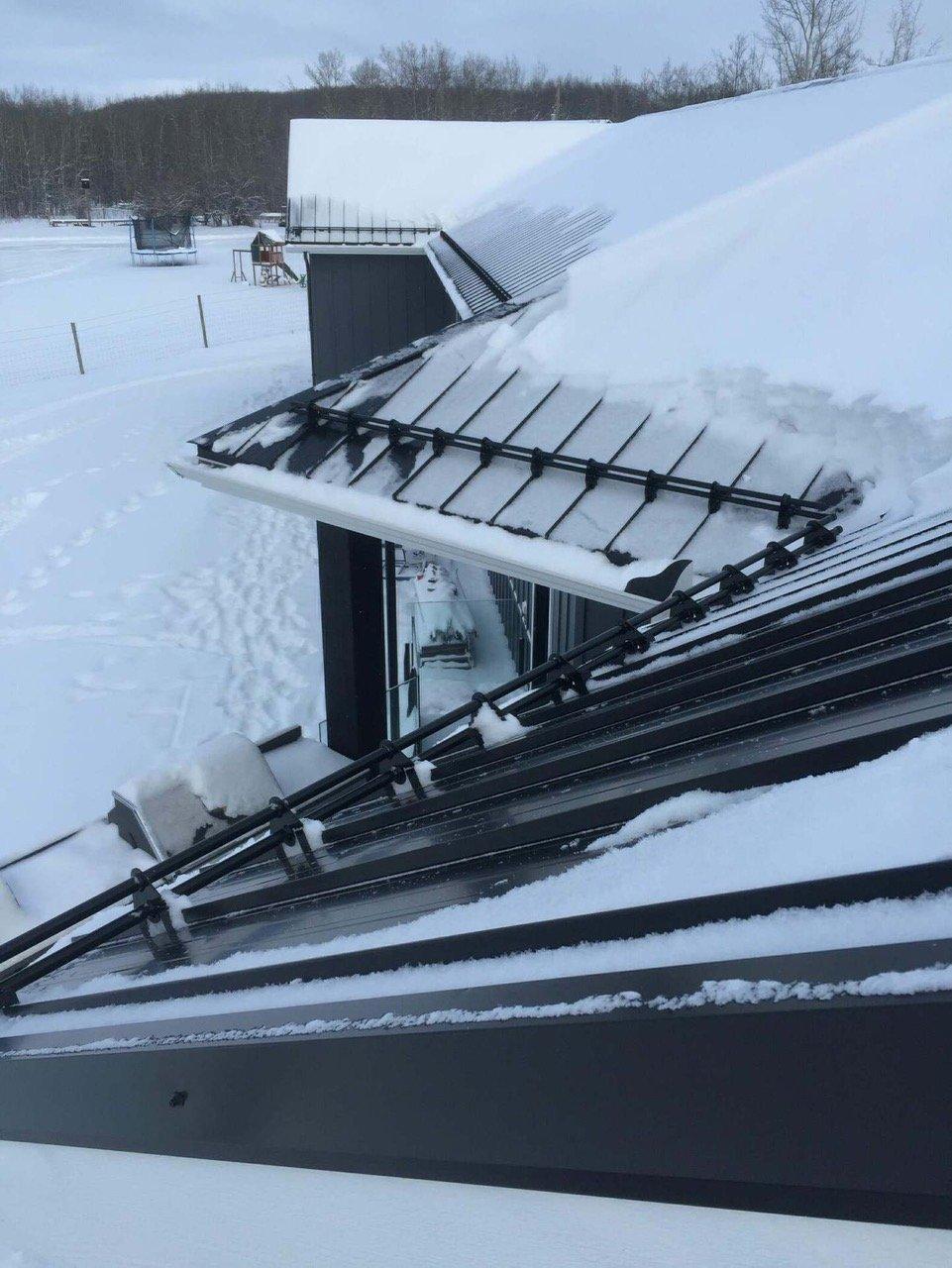 S-5! DualGard™ Snow Stop System