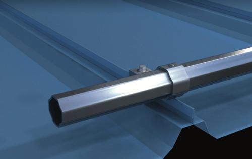 S-5!® X-Gard® 1.0 Snow Retention System