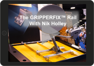The GRIPPERFIX Rail with Nik Holley Video Cover Image
