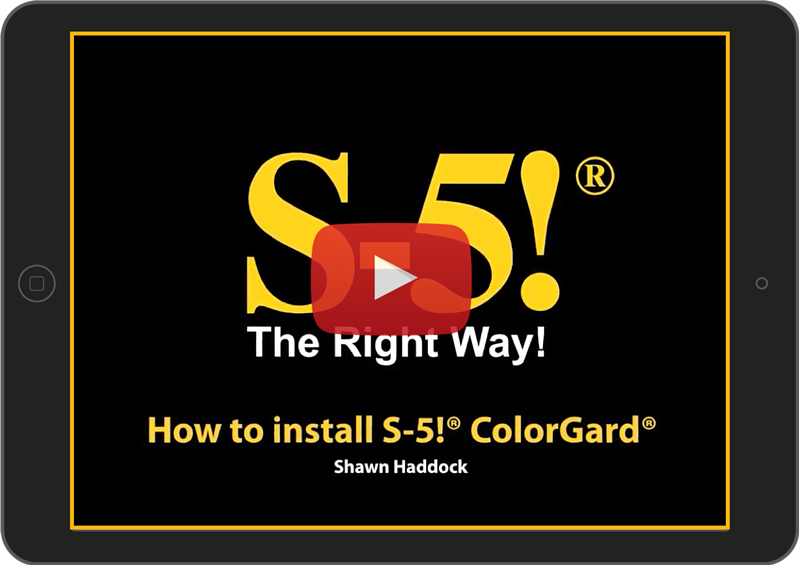 Video - How to Install ColorGard®-1