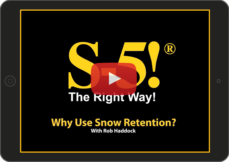 Video - Why Use Snow Retention-1